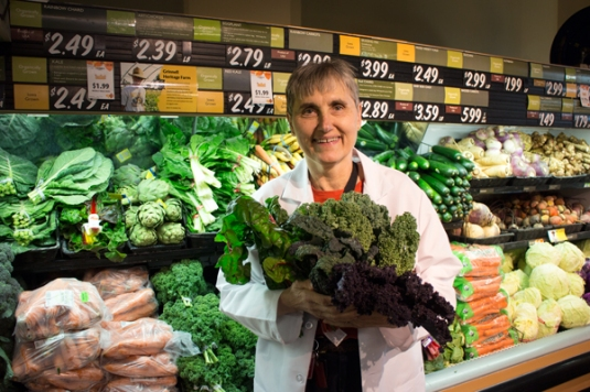 Dr. Terry Wahls at New Pi!